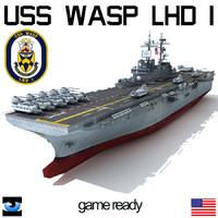 3d uss wasp lhd 1