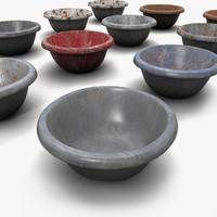 bowl 3d max
