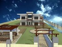 house pool farm max
