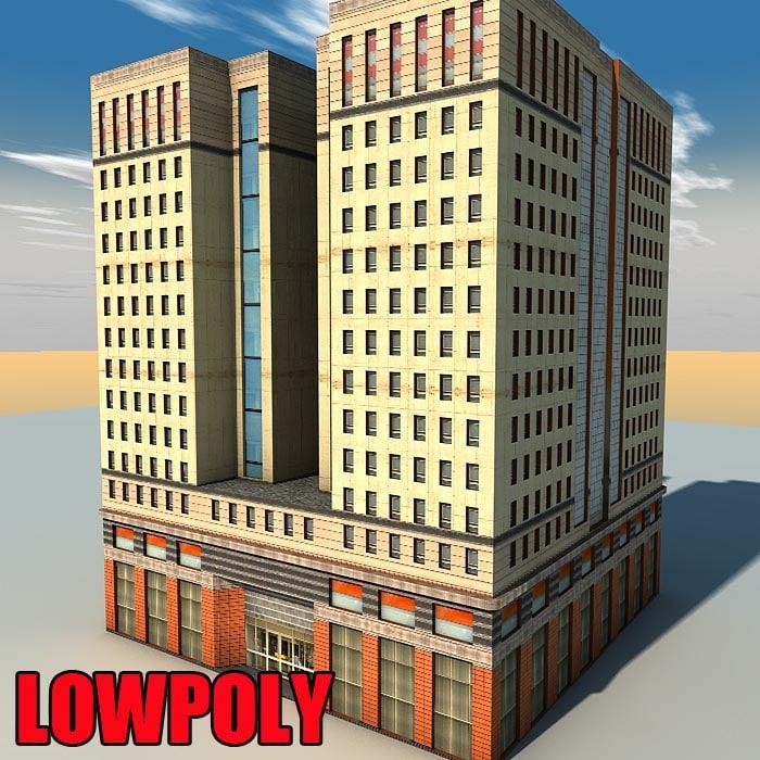 building s 3d max