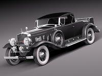 Cadillac v16 sixteen 1930 roadster