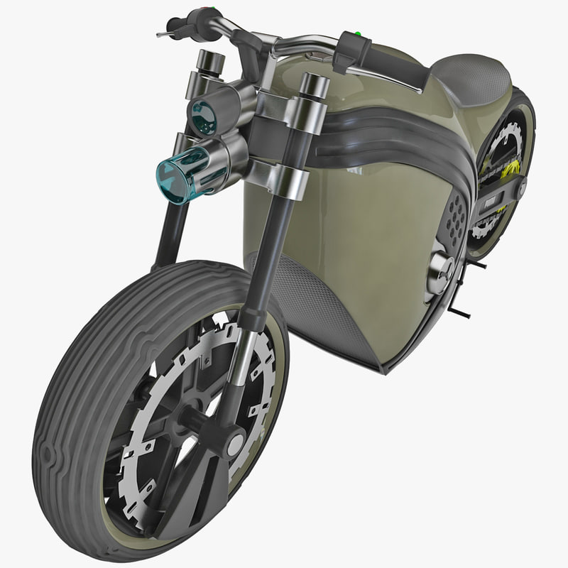 3ds concept motorcycle puma