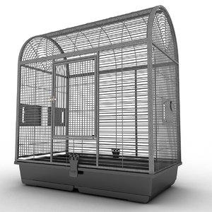 3ds max montana sandiego birdcage