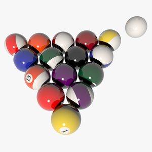 english pool ball sets ma