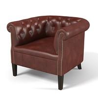 Ralph Lauren Bookfield Tub Chair