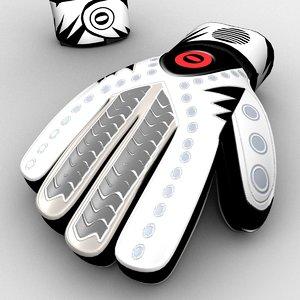 3d soccer gloves 1