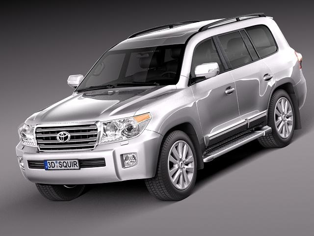 toyota landcruiser land cruiser 3ds