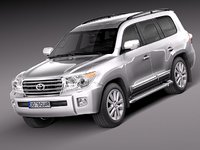 Toyota Landcruiser 2013