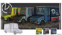 3 Trucks Combo