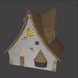 free 3ds mode magic house building