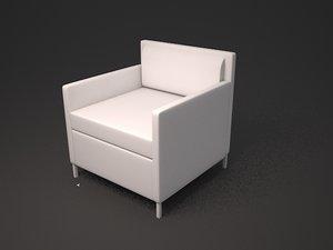 3ds max bristol chair