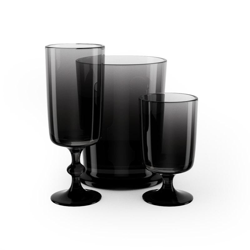 glass set c4d