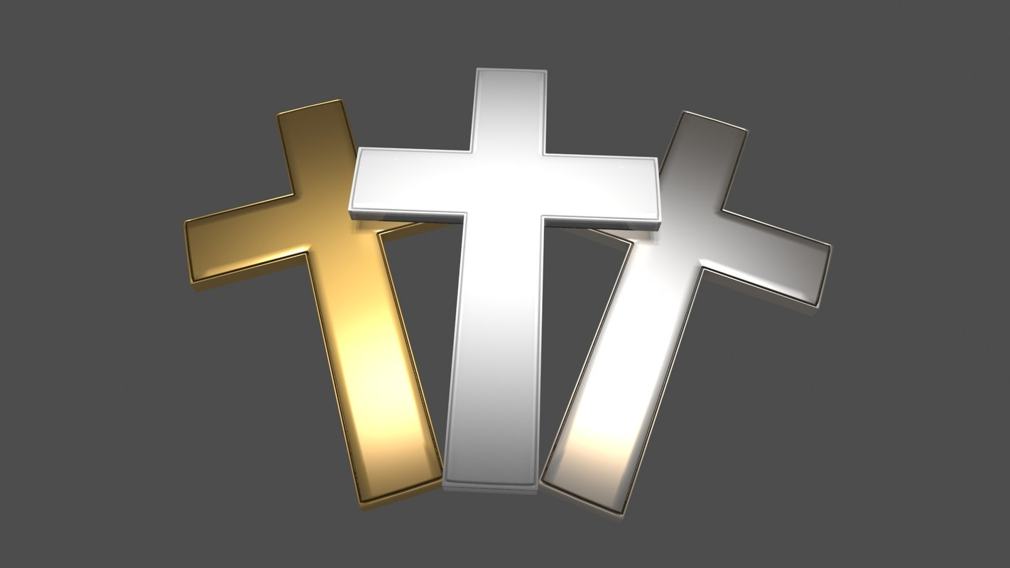 3ds max crosses