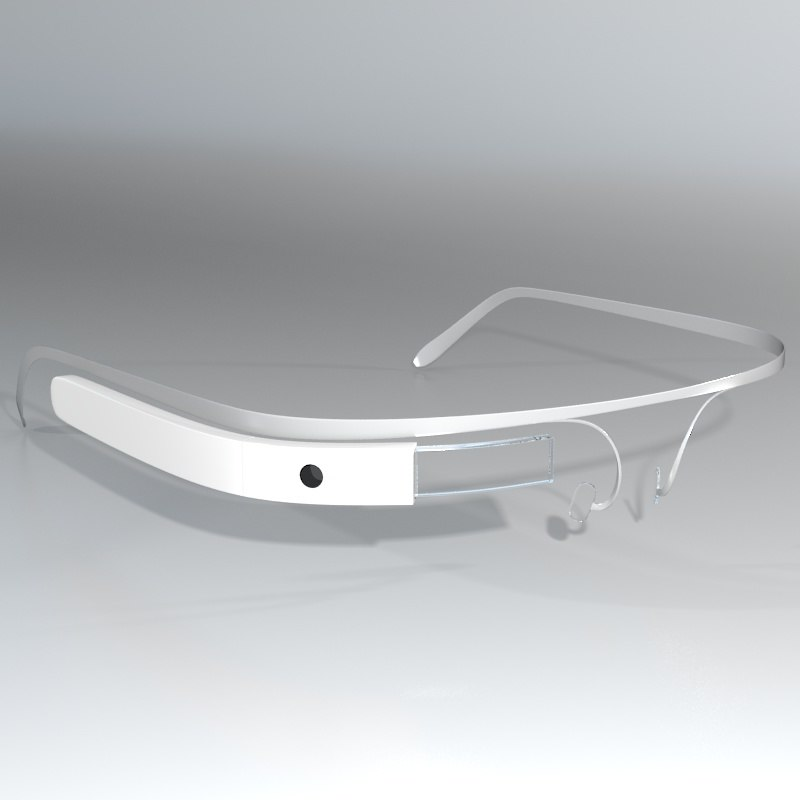 google glasses 3ds