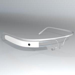 google glasses 3ds
