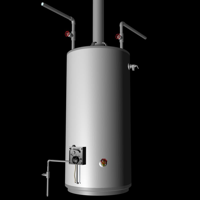 gas hot water heater ma