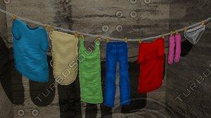 maya italian clothes string