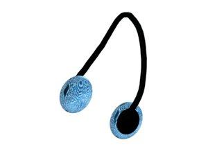 3d headphones head