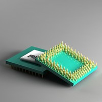 Old Intel Processor