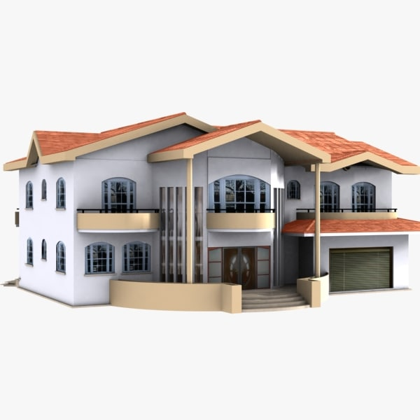 house home building 3ds