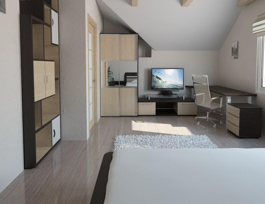 max interior room 3 furniture