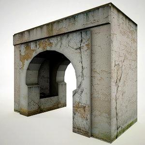 free bridge games 3d model