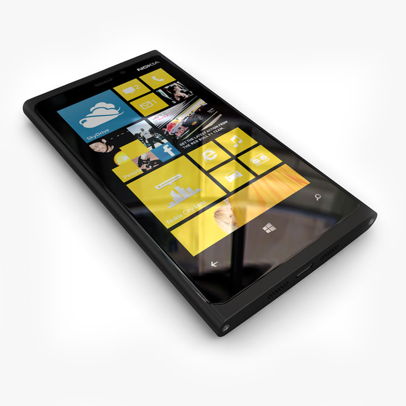 3d new flagship nokia lumia model