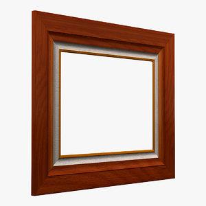 3ds max picture frame v3