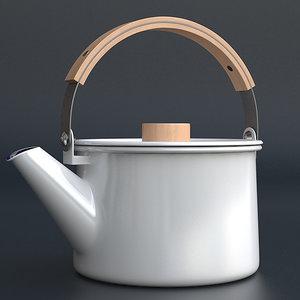 kaico teapot obj