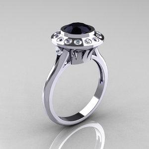 rhino engagement ring