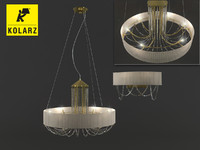 3ds max lamp chandelier
