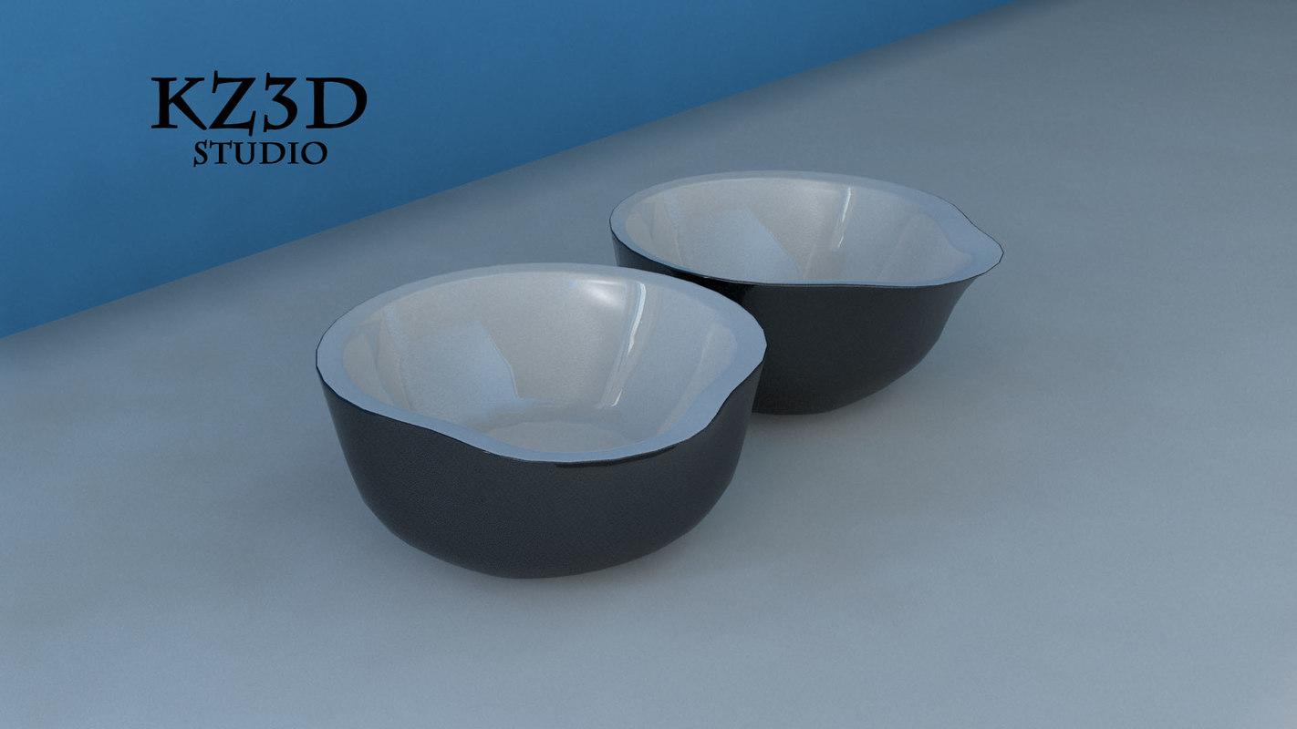 black bowl max