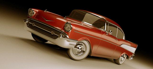 1957 chevrolet 3d 3ds