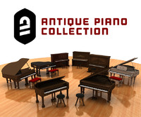 Antique Piano Collection