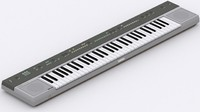 yamaha ps-55 keyboard 3ds