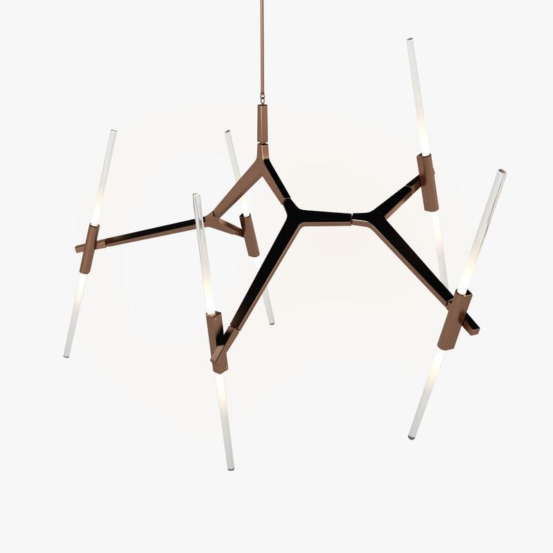 max agnes chandelier - 10