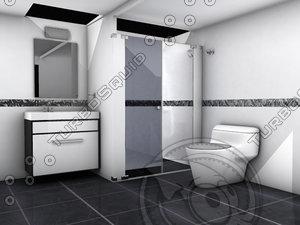 maya bathroom baño