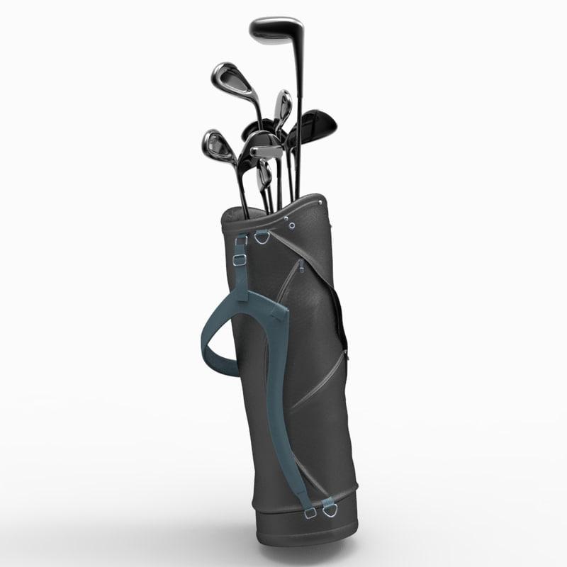max golf bag