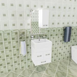 maya vr bathroom set