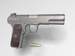 max pistol tokarev