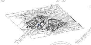 rvt brisbane terrain buildings
