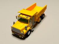 3d model hello truck
