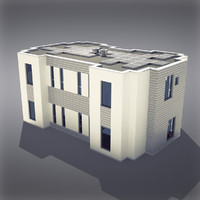 max modern generic building