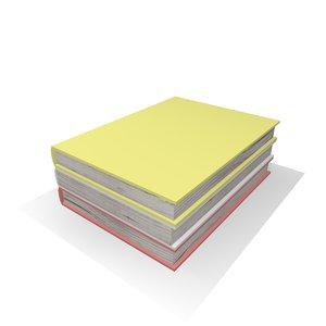 pocket book c4d