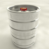 Beer Keg 50L EURO Type