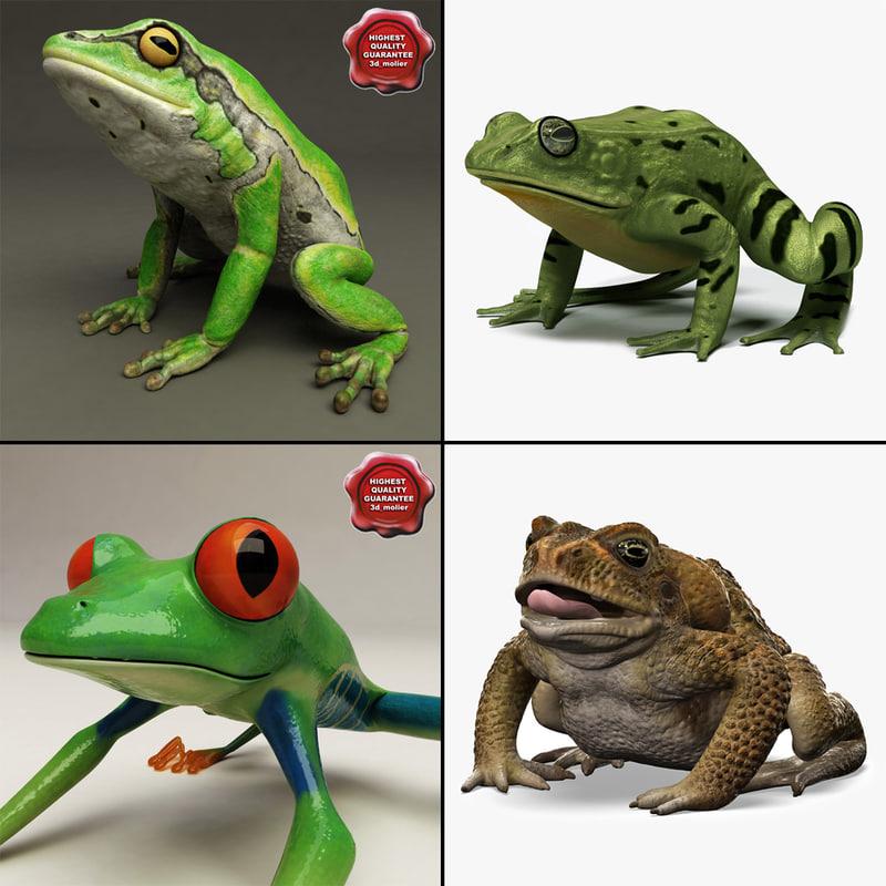 frogs v3 lwo