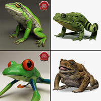 Frogs Collection V3