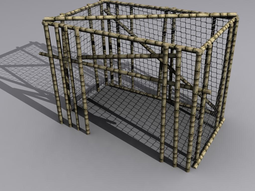 max cage