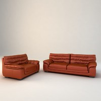 Classic Sofa Leather