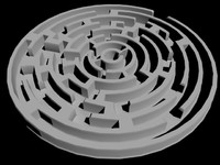 Circle Labyrinth 2